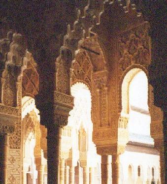 Granada- Alhambra- leyenda