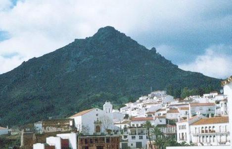 Gaucín- Málaga- luz