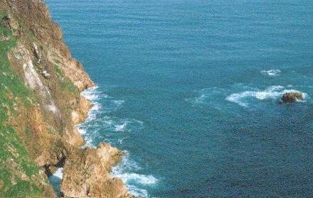 Costa Astur- Oleajes